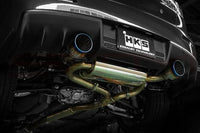 HKS Super Turbo Final Edition Cat BackExhaust for Evo X (31029-AM004)