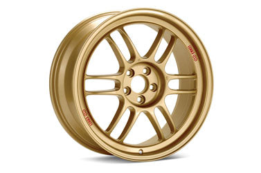 Enkei RPF1 Gold Racing Wheels
