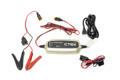 CTEK MXS 5.0 to 12 Volt Charger 40-206