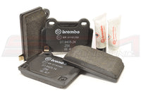 Mitsubishi OEM Rear Brembo Brake Pads for Evo X 4605B924 Image © STM Tuned Inc