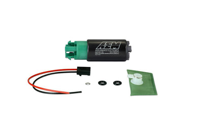 AEM 340lph E85 Fuel Pump for WRX STi GTR (50-1215)