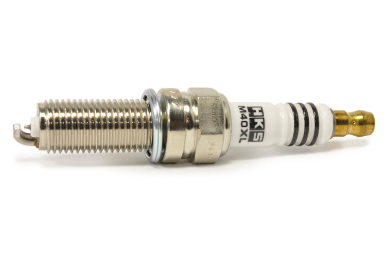 HKS Super Fire Racing Spark Plug for Evo X Heat Range #8 (50003-M40XL)