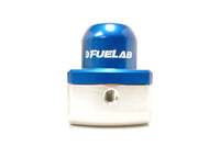 Blue FUELAB -10AN Fuel Pressure Regulator (51501)