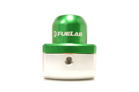 Green FUELAB -10AN Fuel Pressure Regulator (51501)