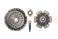 Competition Clutch Stage 4 Rigid Disc Clutch Kit for Evo X (5153-0620)