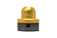 Gold FUELAB Mini Fuel Pressure Regulator (53501-5)