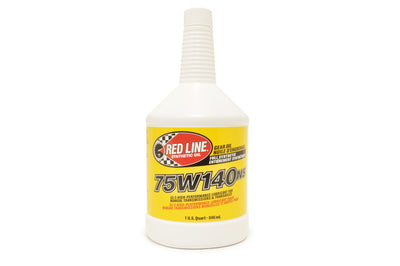 Red Line 75W140NS GL-5 Gear Oil (57104)