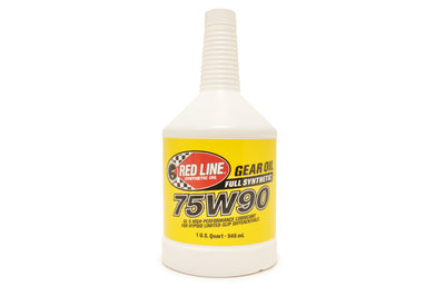 Red Line 75W90 GL-5 Gear Oil (57904)