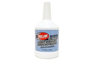 Red Line Lightweight ShockProof Gear Oil (58404)