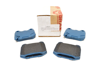 TBM The Brake Man Pads Rear Evo/STi (6-096193) *Closeout*