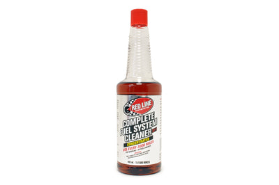 Red Line SI-1 Complete Fuel System Cleaner (60103)