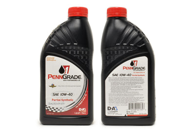 71446 PennGrade 1 Partial Synthetic High Performance Oil SAE 10w40