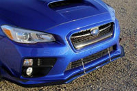 APR Carbon Fiber Front Wind Splitter with Rods for 2015 to 2017 Subaru WRX