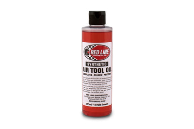 Red Line Air Tool Oil 8oz (81403)