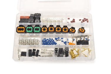 Sheridan Engineering 1G 1990 DSM Engine Harness Connector Kit (Full Kit) Pictured © STM Tuned Inc