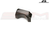 APR Carbon Fiber Exhaust/Bumper Heatshield - 04-07 WRX/STi