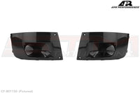 APR Carbon Fiber Brake Cooling Ducts - 11-14 WRX/STi