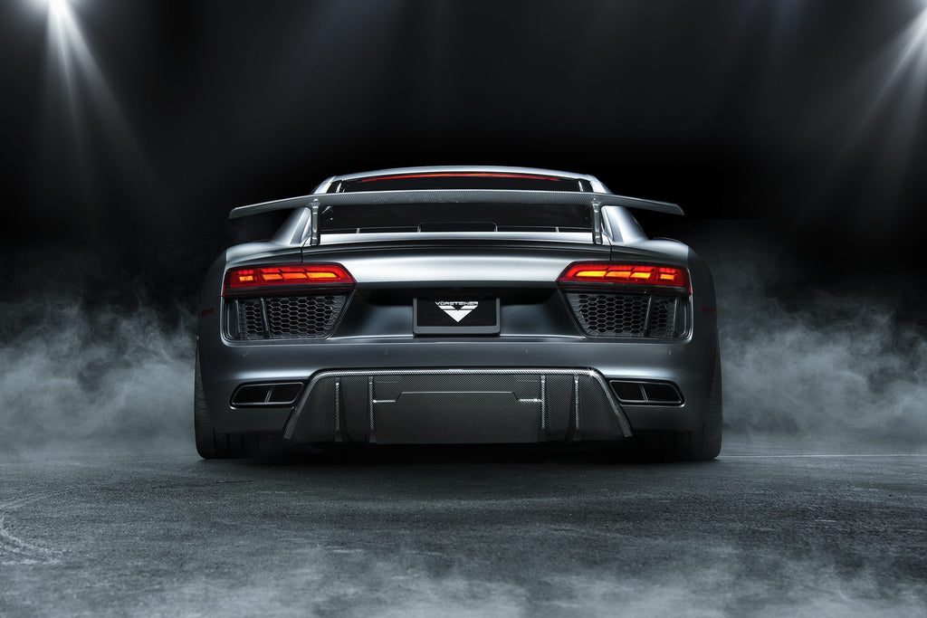 Vorsteiner Rear Wing For 2017-2018 Audi R8