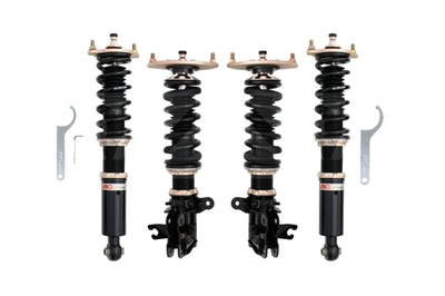 BC Racing BR Series Coilovers for Evo 1/2/3 (B-17-BR)