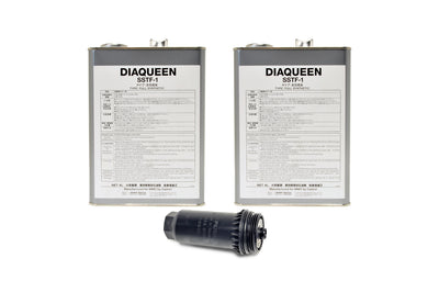 DiaQueen SSTF-1 Transmission Fluid Change Package for Evo X MR