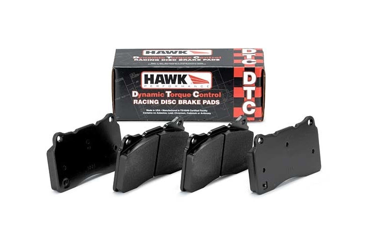 Hawk DTC-60 Brake Pads for Evo 5 6 7 8 9 10