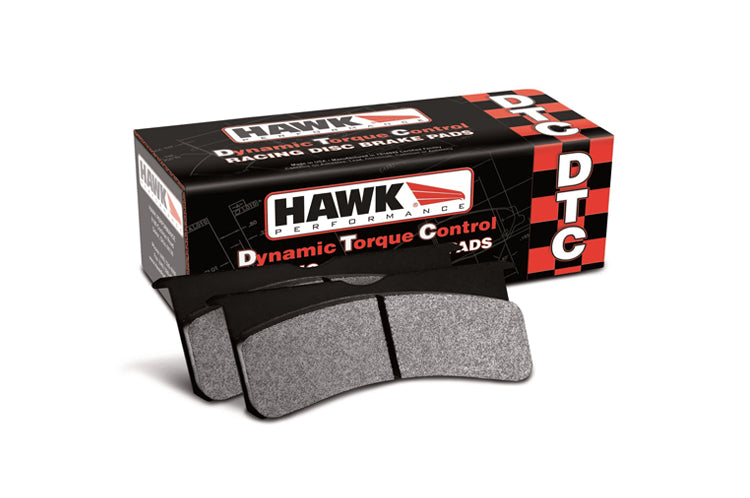 Hawk DTC-70 Brake Pads for Evo 5 6 7 8 9 10