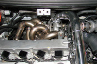 JMF Twin Scroll Stock Replaceement Exhaust Manifold for Evo X
