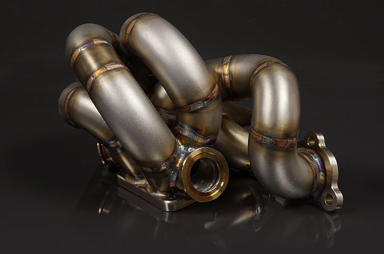 JMF Divided Exhaust Manifold for Evo 7/8/9