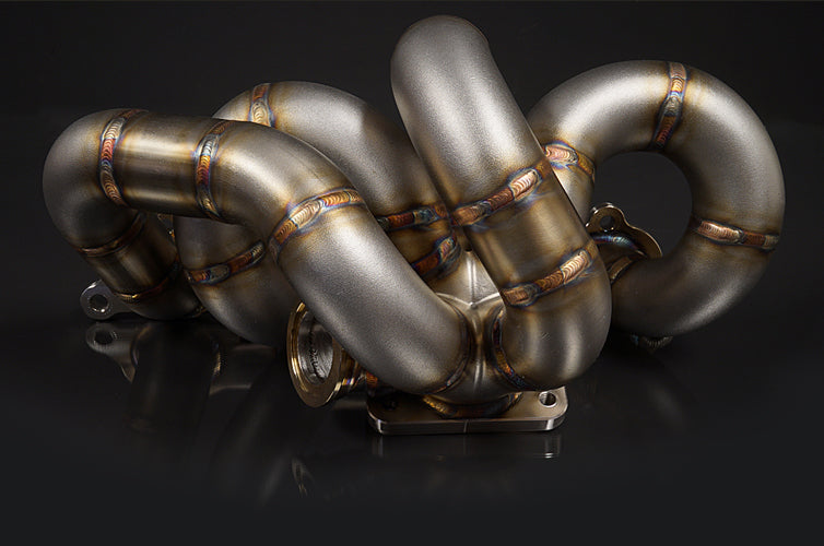 JMF T3 Exhaust Manifold for Evo 7/8/9