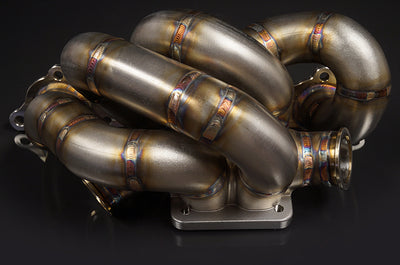 JMF T4 Exhaust Manifold for Evo 7/8/9