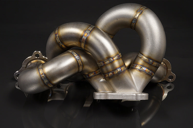 JMF Twin Scroll Stock Replacement Exhaust Manifold for Evo 7/8/9