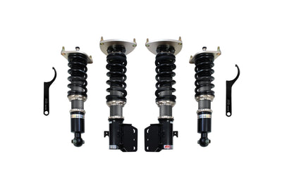 BC Racing DS Series Coilovers for Subaru