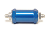 Blue FUELAB 818 Series Fuel Filter