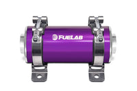 Purple Fuelab Universal Prodigy EFI In-Line Pump