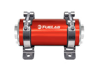 Red Fuelab Universal Prodigy EFI In-Line Pump