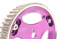 HKS Purple Adjustable Cam Gears - 4G63