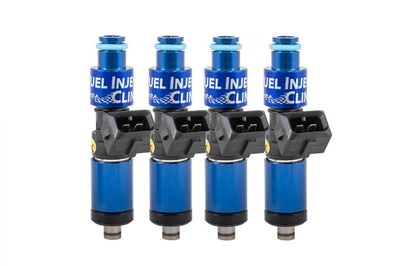 FIC 1200cc Injectors (High Z) - Evo/DSM