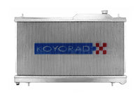 Koyo Racing Aluminum Radiator - 08-18 WRX/STi Manual Transmission