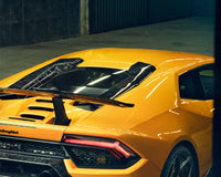 Novitec Air-Intake Roof-Scoop - Lamborghini Huracan Performante 2018