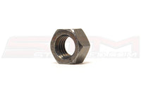 Mitsubishi OEM Driveshaft to Rear End Nut for DSM & Evo 4-9 (MB154075)  Image © STM Tuned Inc