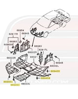 Evo 7 Diagram