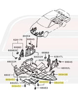 Evo 8/9 Diagram
