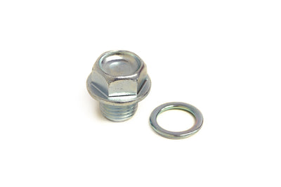 Mitsubishi OEM Engine Oil Drain Bolt and Washer (MD050316 MD050317)