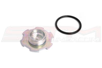 Mitsubishi OEM Front Case Castle Plug and O-Ring for 4G63 (MD125376 & MD041021)
