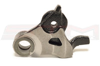 Mitsubishi OEM Timing Belt Tensioner Arm for 6-Bolt 1G DSM Part number MD130032 Image © STM Tuned Inc.