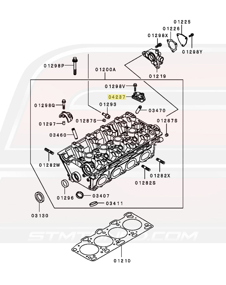 MD167599 OEM Mitsubishi HLA Oil Lash Adjuster for 4G63 Evo