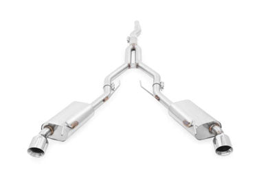 Mishimoto Cat-Back Exhaust - 15+ Mustang Ecoboost