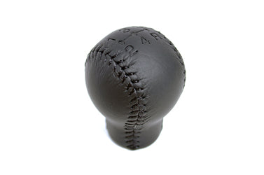 Mitsubishi OEM Leather Shift Knob - Evo 7/8/9 (5-Speed)