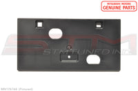 Mitsubishi Front License Plate Mount Install Kit - Evo 8