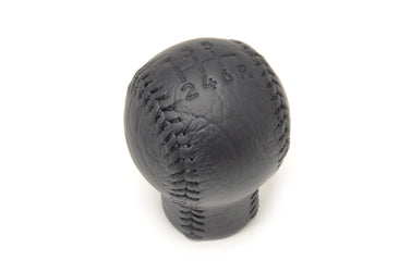 MR580532XC Mitsubishi Shift Knob - Evo 8/9/3S Leather (6-Speed)